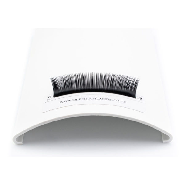 Eyelash Extension Curved